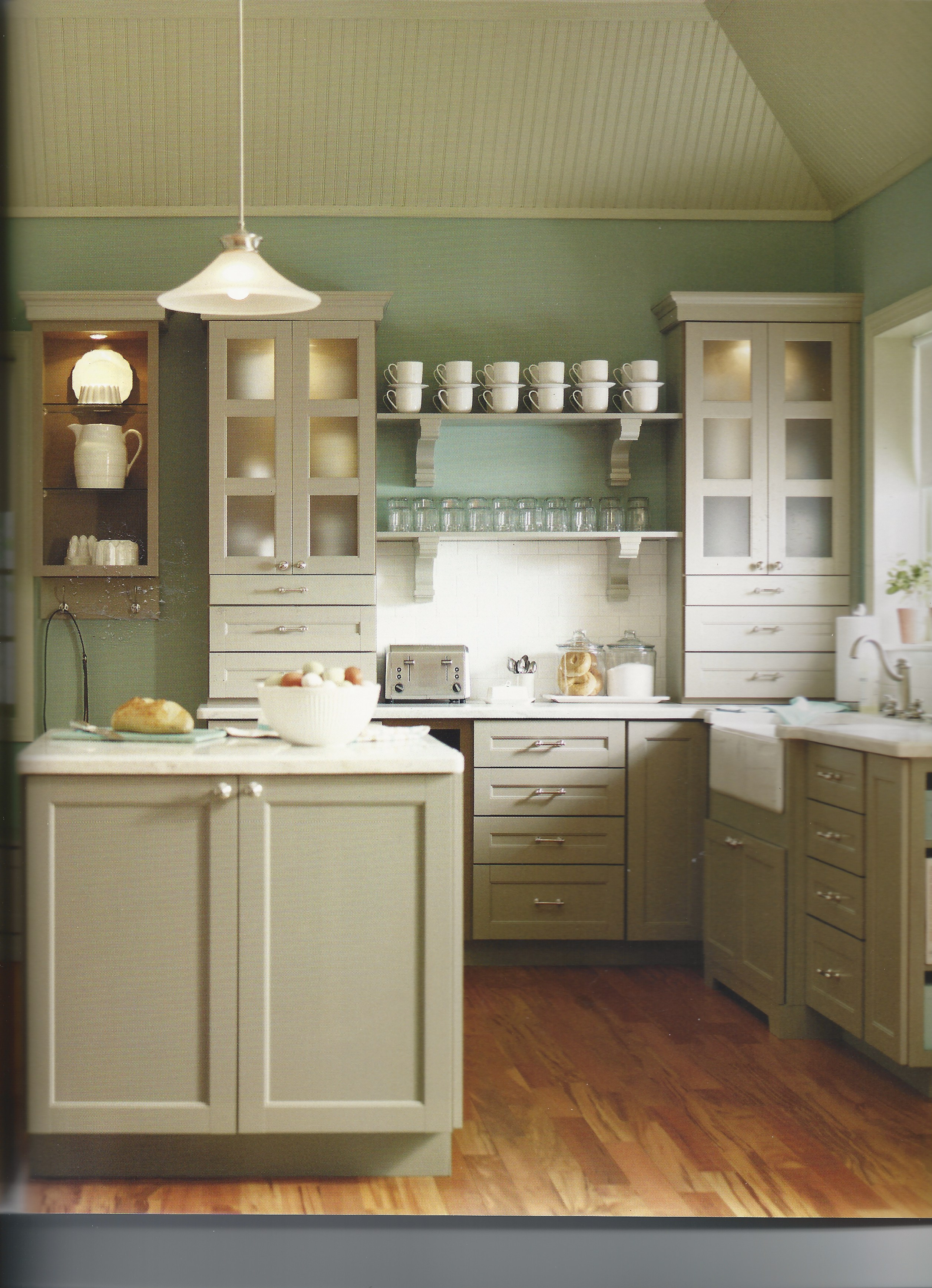 Okay, People, Letu0027s Do This! The Above Photo Is From The Martha Stewart For Home  Depot Kitchen ...